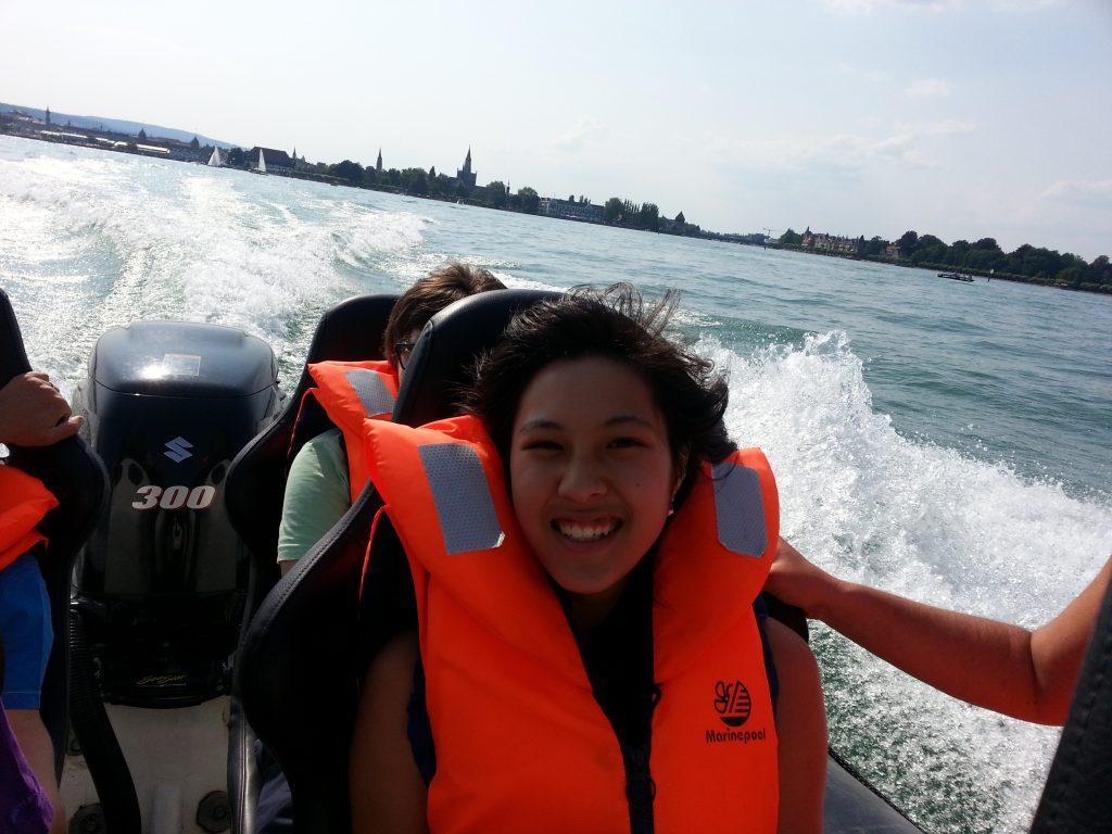 PlaneSpoken Speedboat