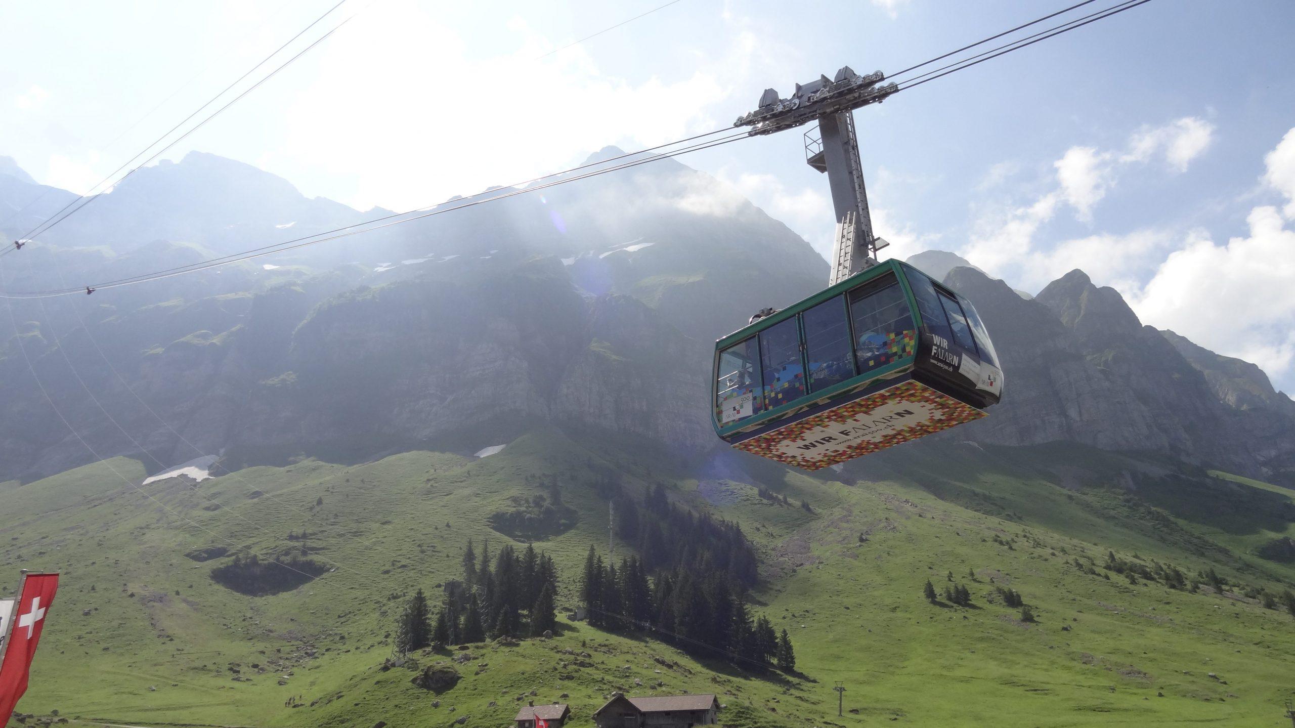 Säntis Switzerland PlaneSpoken